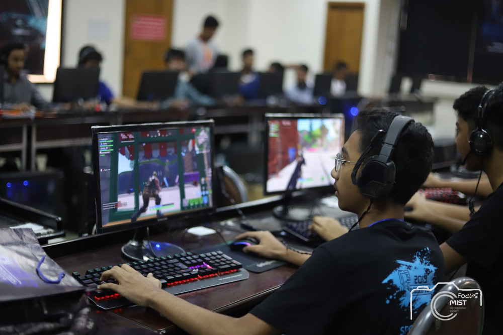 MIST Online Gaming Competition-2020